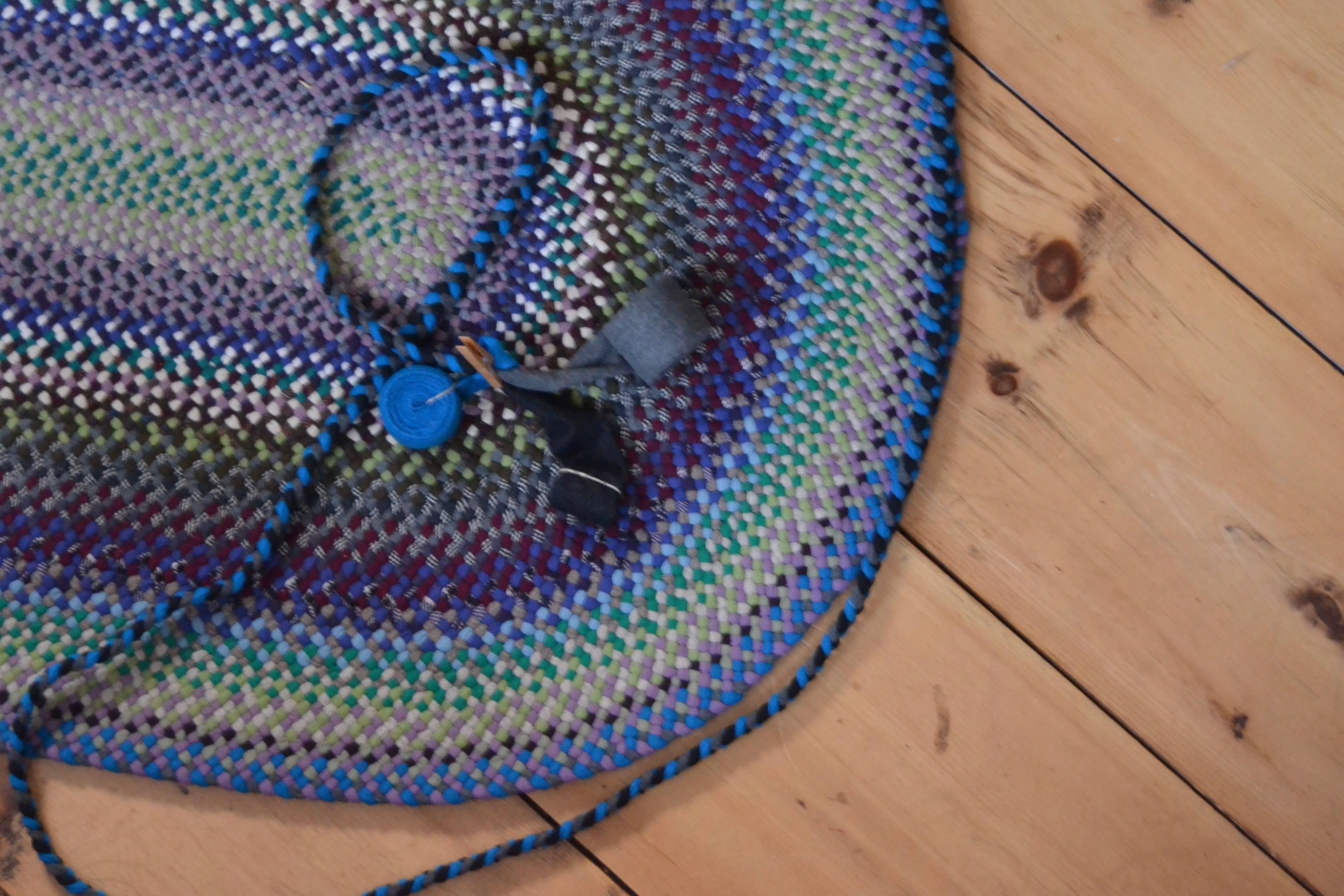 Clean Your Braided Wool Rugs In 3 Easy Steps Soulyrested